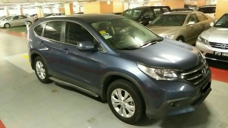 Honda CRV Car Lease